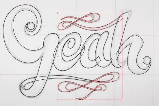 Cara Buat Custom Lettering di Illustrator | Desain Grafis